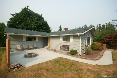 Stanwood Single Family Home For Sale: 3115 300th St NW