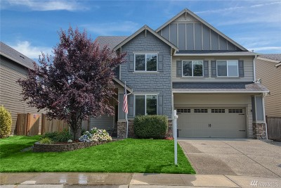 Spanaway Single Family Home For Sale: 18513 11th Lane E