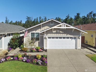 Lacey Single Family Home For Sale: 8314 Vashon Dr NE