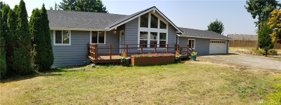 Bonney Lake Single Family Home For Sale: 17410 Rhodes Lake Rd E