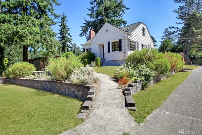 Fircrest Single Family Home Contingent: 137 Farallone Ave
