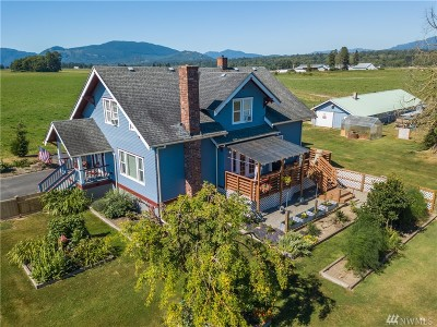 Bow Single Family Home Sold: 7689 Chuckanut Dr
