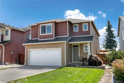Covington Single Family Home For Sale: 16923 SE 263rd St Ct