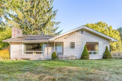 Sultan Single Family Home For Sale: 34025 Mann Rd