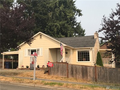 Stanwood Single Family Home For Sale: 27427 72nd Ave NW