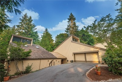Sammamish Single Family Home For Sale: 2406 Sahalee Dr W