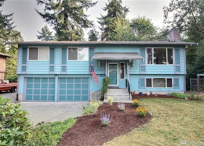 Lakewood Single Family Home For Sale: 9024 Dolly Madison St SW