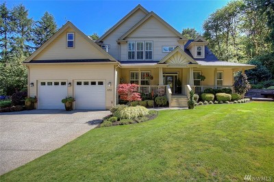 Gig Harbor Single Family Home For Sale: 6511 Ray Nash Dr NW