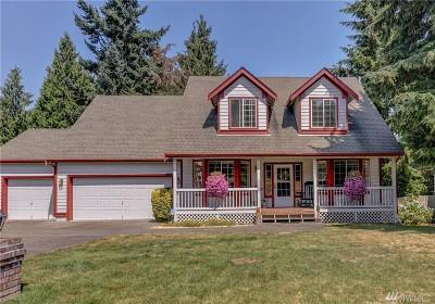 Graham Single Family Home For Sale: 13209 226th St E