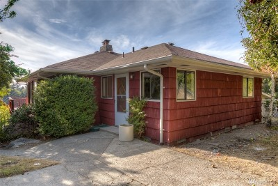 Seattle Single Family Home For Sale: 8548 2nd Ave NE