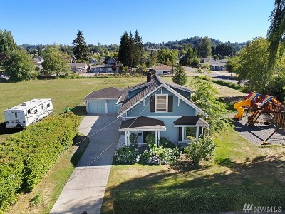 Puyallup Single Family Home For Sale: 1220 7th Ave SW