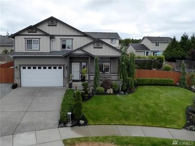 Arlington Single Family Home For Sale: 17619 82nd Dr NE