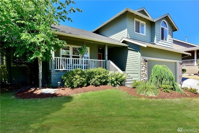 Single Family Home For Sale: 3617 Westridge Place