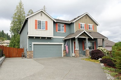 Everett Single Family Home For Sale: 5719 113th Place SE
