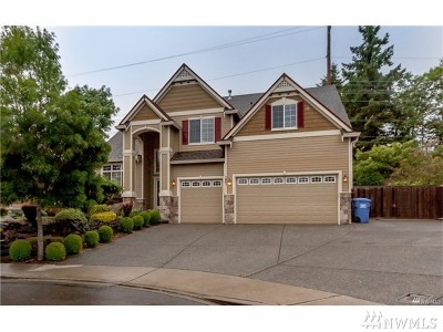 Puyallup Single Family Home For Sale: 1901 32nd Av Ct SW