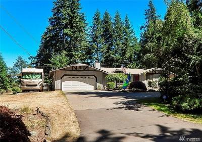 Bonney Lake Single Family Home For Sale: 7620 182nd Ave E