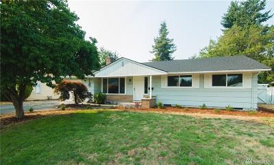 Auburn Single Family Home For Sale: 1215 24th St SE