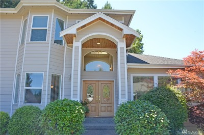 Gig Harbor Single Family Home For Sale: 2310 89th St Ct NW
