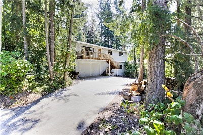 Sammamish Single Family Home For Sale: 1538 209th Ave NE