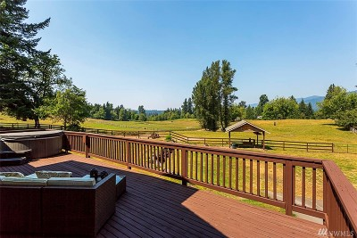 Maple Valley Single Family Home For Sale: 27416 SE 208th St
