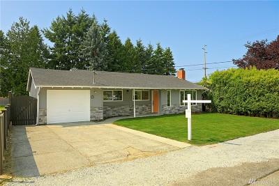 Everett Single Family Home For Sale: 7508 Rainier Dr