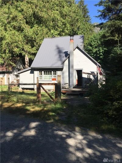 Granite Falls Single Family Home For Sale: 105 Whitton Ave