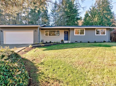 Renton Single Family Home For Sale: 14847 206th Ave SE