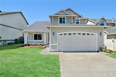 Puyallup Single Family Home For Sale: 12904 82nd Av Ct E