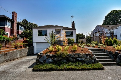 Seattle Single Family Home For Sale: 8318 18th Ave NW