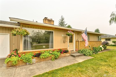 Sedro Woolley Single Family Home For Sale: 9369 Prospect St