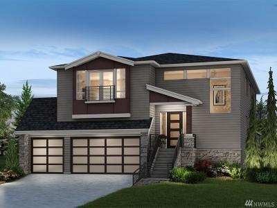 Bellevue Single Family Home For Sale: 3450 168th Ct E #Lot1