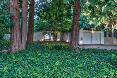 Gig Harbor Single Family Home Contingent: 2509 54th St NW