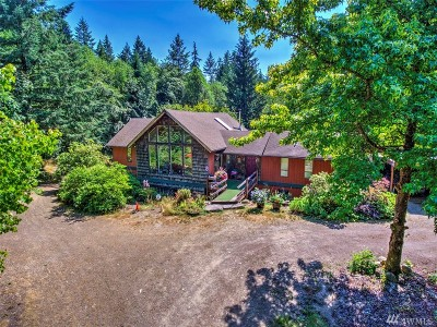 Woodinville Single Family Home For Sale: 17205 204th Ave NE