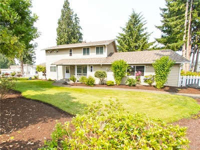 Lake Tapps WA Single Family Home For Sale: $467,500
