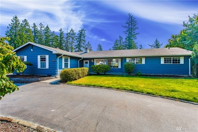 Puyallup Single Family Home For Sale: 12121 81st Ave E
