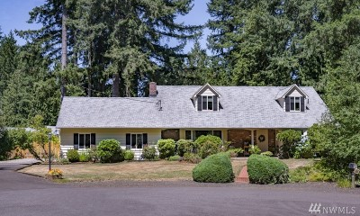 Single Family Home For Sale: 740 89th Ave SW