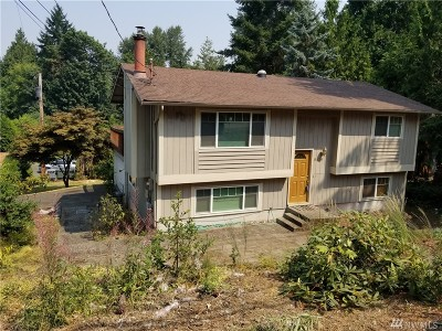 Kenmore Single Family Home For Sale: 6426 NE 198th St