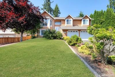 Bonney Lake Single Family Home For Sale: 19629 82nd St Ct E