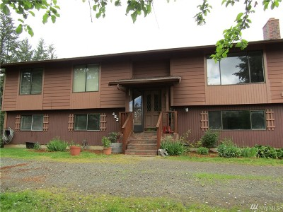 Chehalis Single Family Home For Sale: 483 Harmon Rd