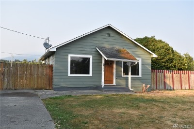 Sedro Woolley Single Family Home For Sale: 612 F And S Grade Rd