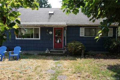 Pierce County Single Family Home For Sale: 710 141st St S