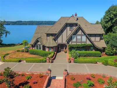 Gig Harbor Single Family Home For Sale: 10812 82nd Ave NW