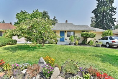 Shoreline Single Family Home For Sale: 16030 Interlake Ave N