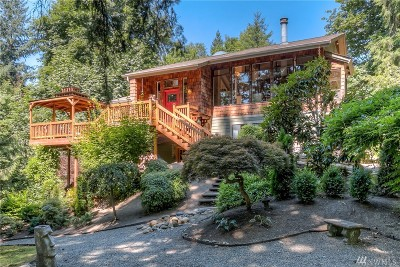 Issaquah Single Family Home For Sale: 25546 SE 159 St