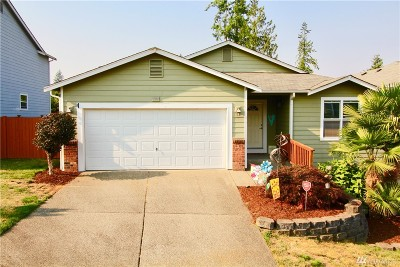 Everett Single Family Home For Sale: 5309 115th Place SE