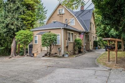 Everett Multi Family Home For Sale: 3512 Grand Ave