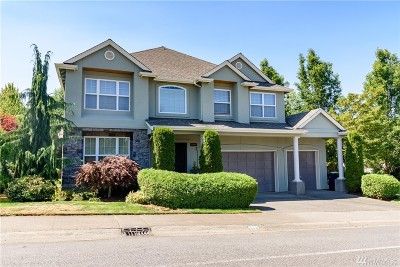 Issaquah Single Family Home For Sale: 4995 236th Ave SE
