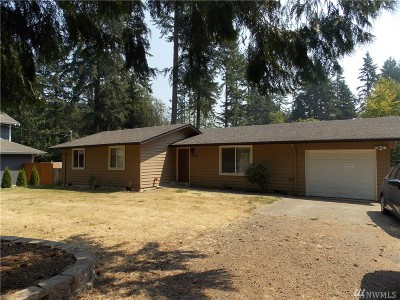 Gig Harbor Single Family Home Contingent: 11415 148th Ave KPN