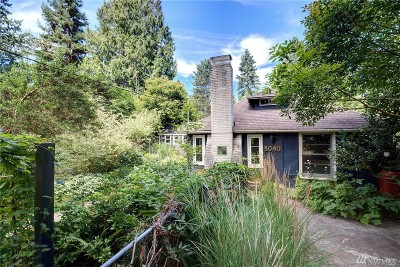 Seattle Single Family Home For Sale: 3040 NE 86th St