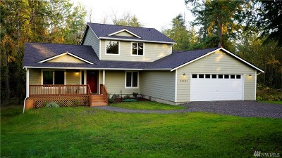 Spanaway Single Family Home For Sale: 28601 30th Ave E